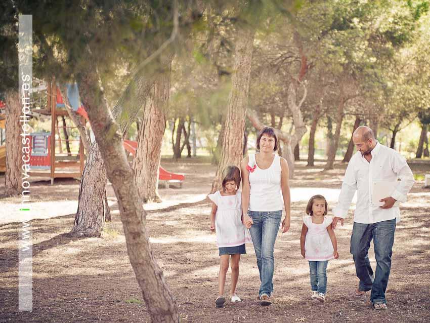 Sesión fotográfica de familia. Fotografía original, diferente (7)