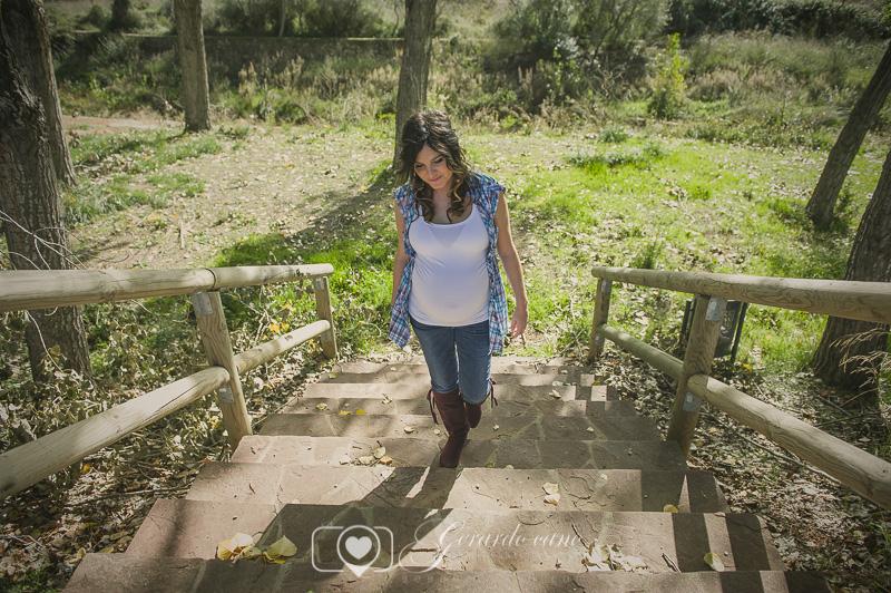 Reportaje de fotos de embarazo (3)