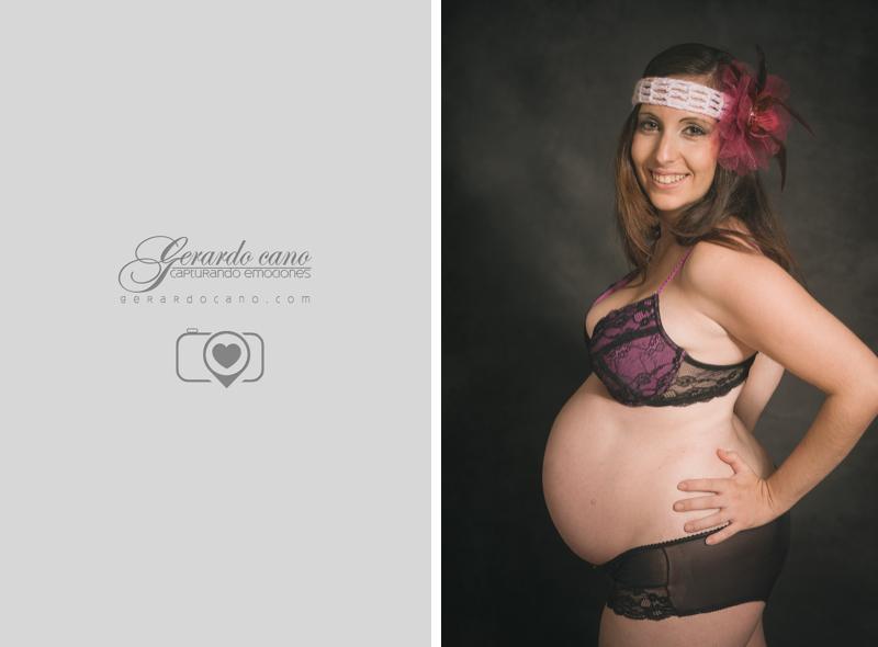 Reportaje fotos embarazada - Fotografía de embarazo - Fotos premamá (4)