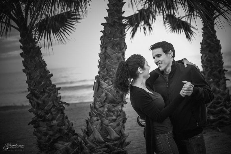 Fotos de boda - Fotografo de bodas - fotos de preboda en la playa (2)