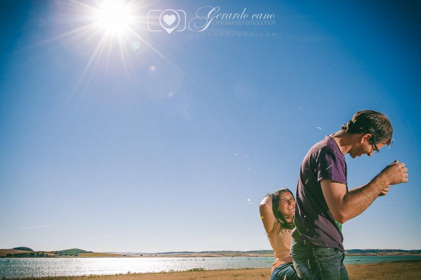 Fotos Boda Cuenca: Sesión de pre-boda con girasoles en Cuenca (33)