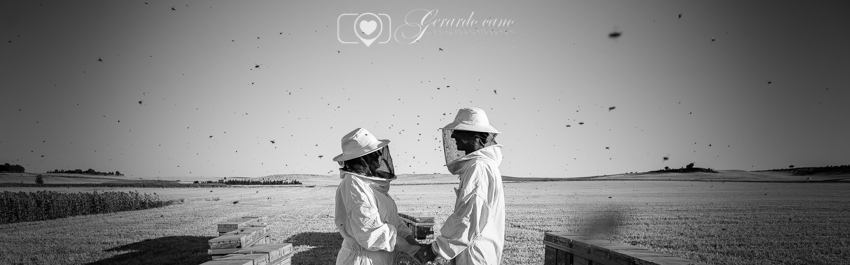 Fotos Boda Cuenca: Sesión de pre-boda con girasoles en Cuenca (11)