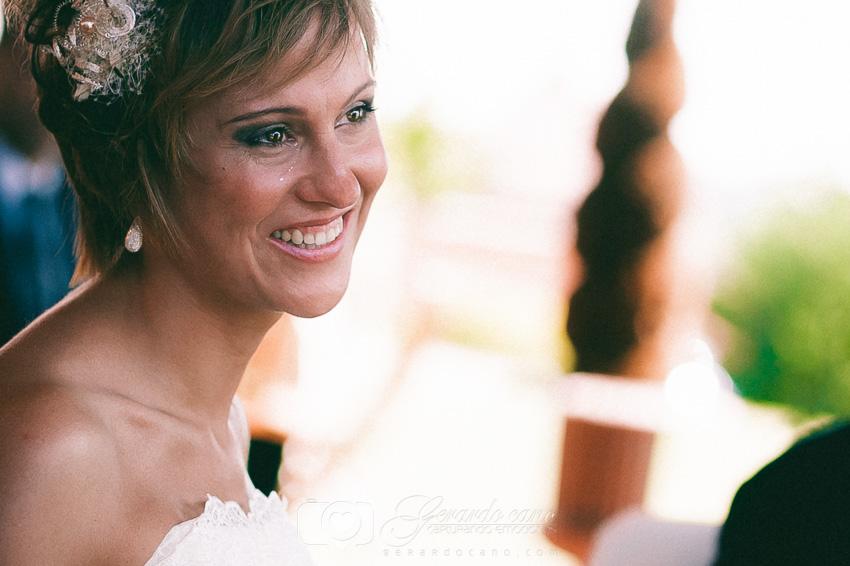 Ceremonia en la boda en Cigarral de Cembranos - Fotos de boda León -