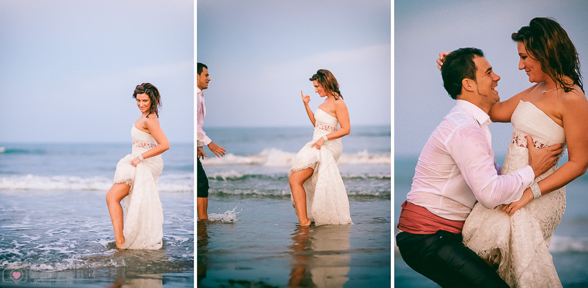 fotos de post-boda: Reportajes - sesión fotos Trash the dress (1)
