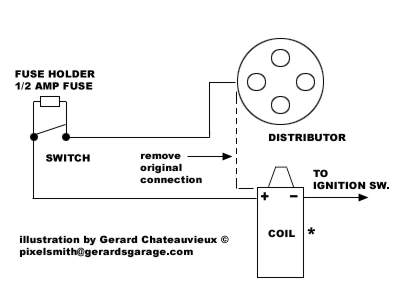 kill switch wiring diagram wiring diagrams laneholloway installation of the kill switch and heater description killswitch kill switch wiring diagram positive source