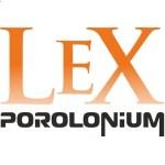 LeX Porolonium