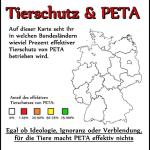 PeTA Deutschland e.V. macht die Welt verrückt