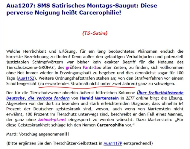 Screenshot Aua1207 / Doggennetz.de