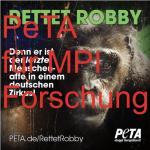 PeTA nun doch für Tierversuche?