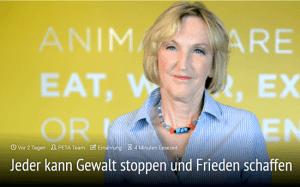 Screenshot veganblog.de