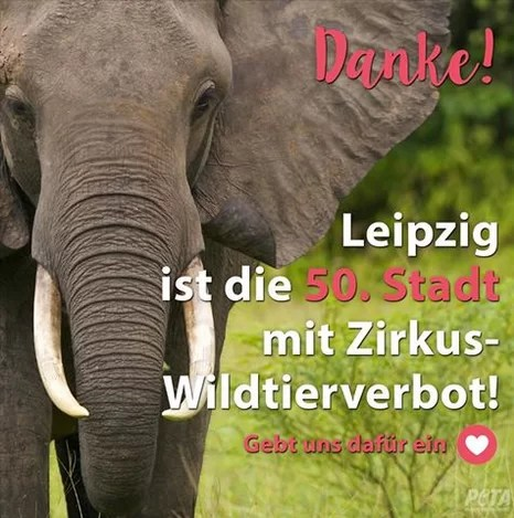 Screenshot Facebookseite PeTA Deutschland e.V.