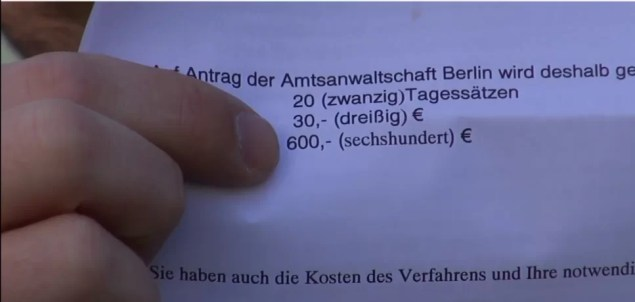 Screenshot YouTube Video Deutsches Tierschutzbüro