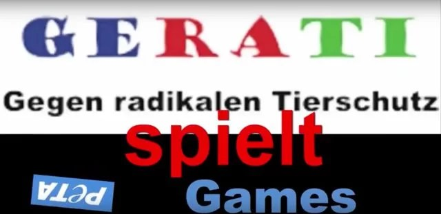 Gerati spielt PeTA Games - Meat is Murder