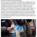 Tierrechtler verhöhnen getöteten Polizisten