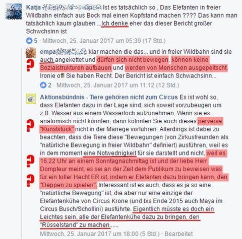Screenshot Jürgen Friedrich Facebook