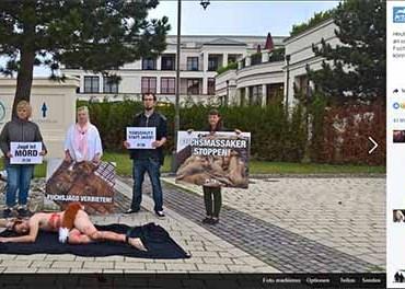Wo sind die ganzen PeTA Unterstützer? / Screenshot Facebook PeTA Deutschland e.V.