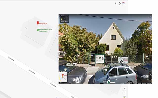 Der Vereinssitz von Endzoo Österreich, ÖTV und einer Anima Phoenix GmbH