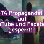 Facebook und Youtube sperren PeTA Werbevideo