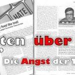 3 Seiten über GERATI im Tierbefreiung-Magazin