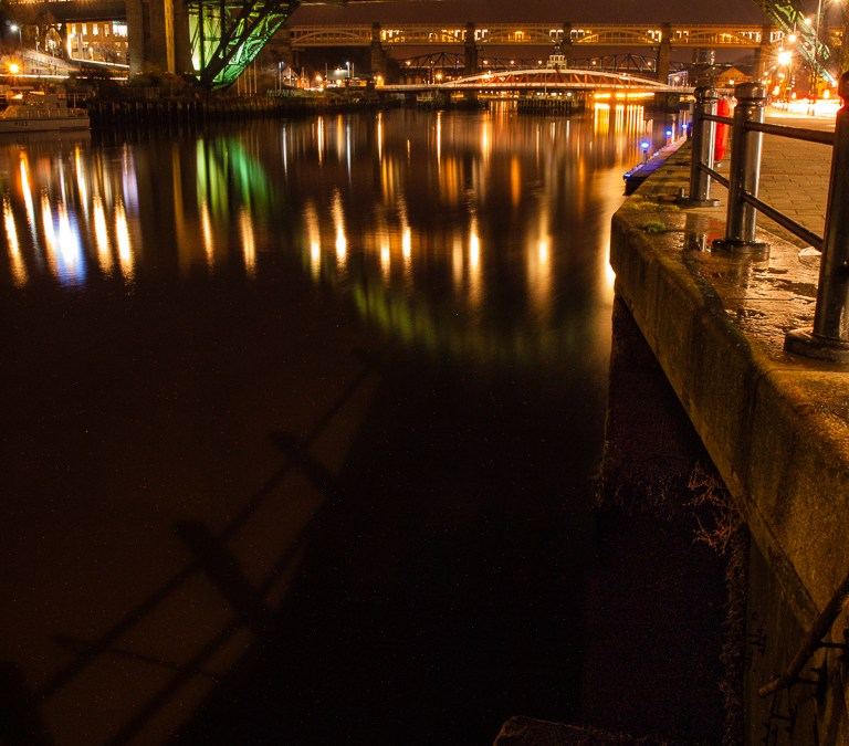 By the Quayside