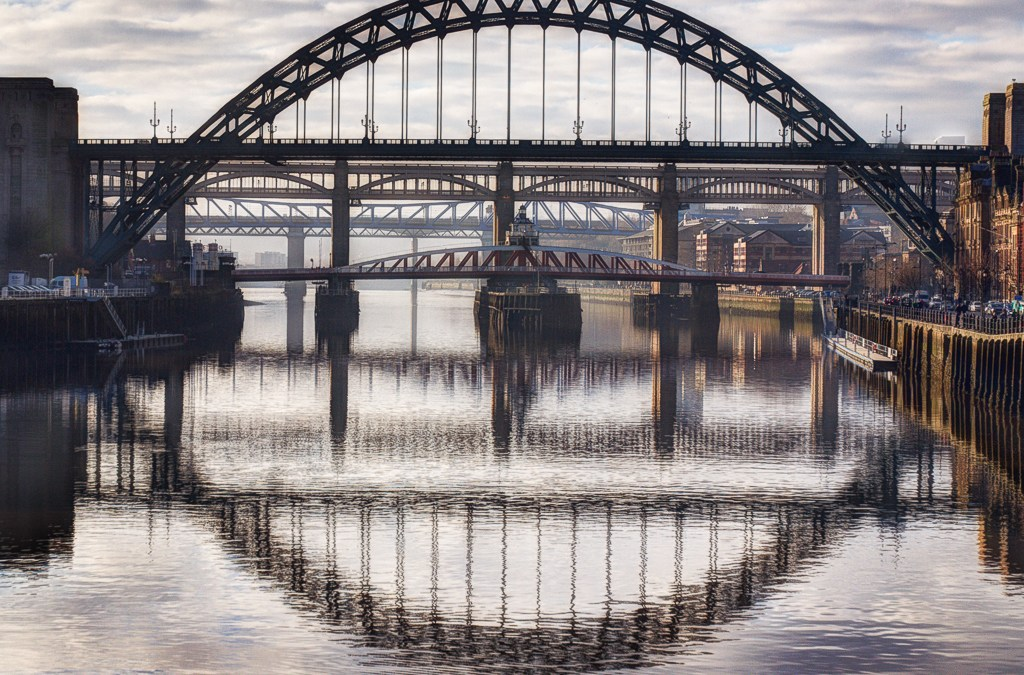 Newcastle Bridges