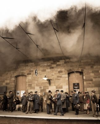 Under Steam