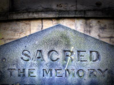 Sacred The Memory