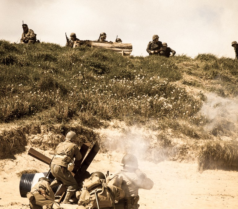 Storming the Beaches