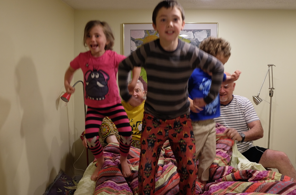 """Five Little Monkeys Jumping on the Bed"": The Making of a Memory"