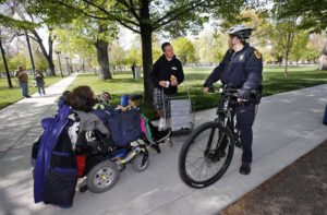 Community policing slc