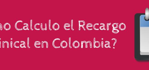 Recargo Dominical