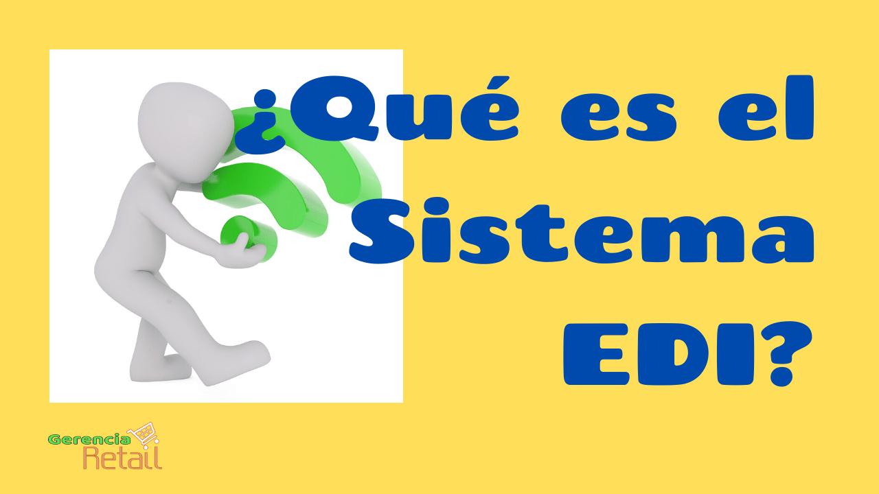 sistema EDI
