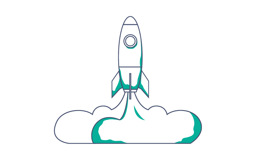 Icone transmission coffre-fort numérique entreprise