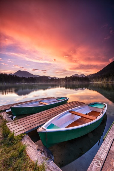 Hintersee Morning (2)