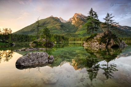 Hintersee Morning (4)