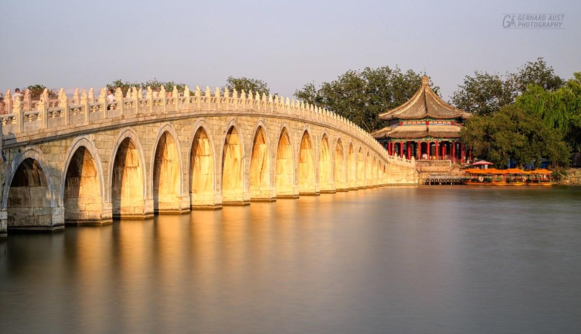 17 Arch Bridge   Summer Palace