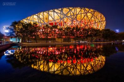 """Birds Nest"" (National Stadium)"