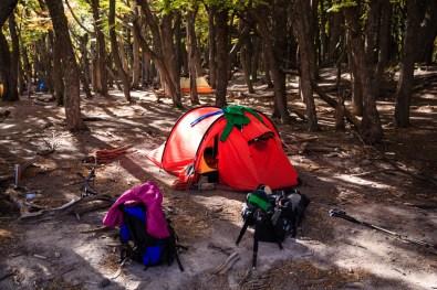 Campamento Poincenot