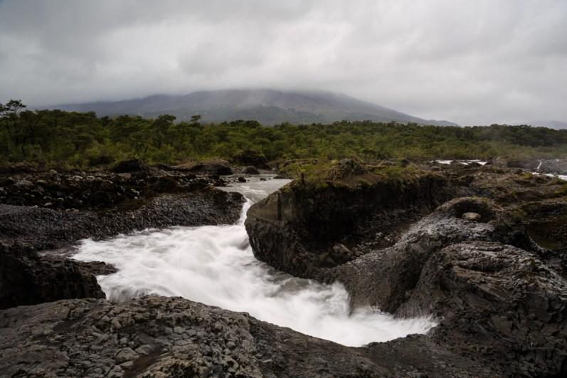Mit dem Osorno-Vulkan dahinter wärs echt ein schickes Motiv!
