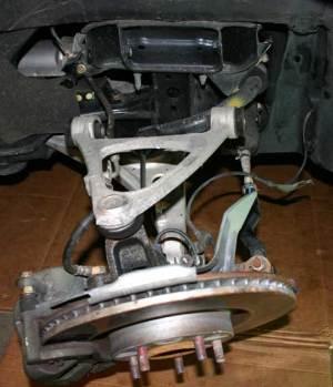 MazdaSpeed Suspension