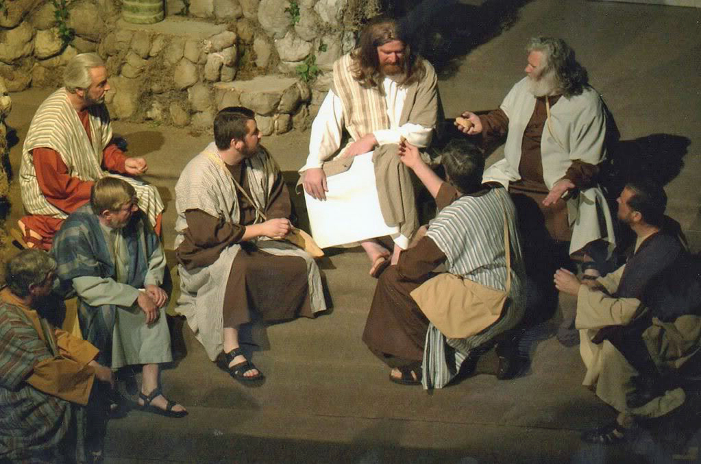 Image result for jesus teaching to his disciples