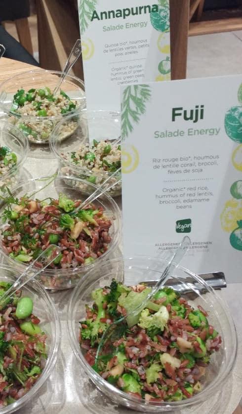 belle peau secret légumes graines fruits healthy salade