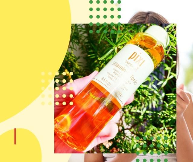 PIXI > Tonique Vitamine C & Acide Férulique - Vitamin-C Tonic Pixi Beauty