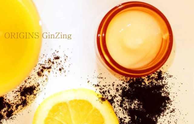 beaute test creme ginzing origins