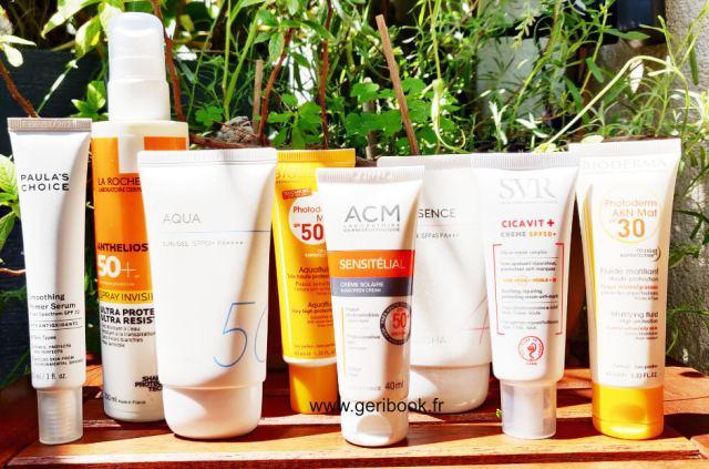 Comment choisir le bon solaire visage? Choisir le SPF anti UVB UVA efficace ?