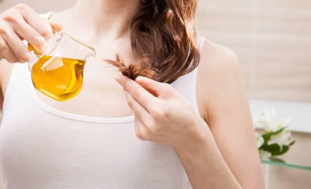 masque cheveux huile végétale et vitamines fortifiantes