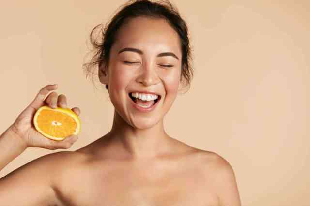la vitamine C pour une belle peau
