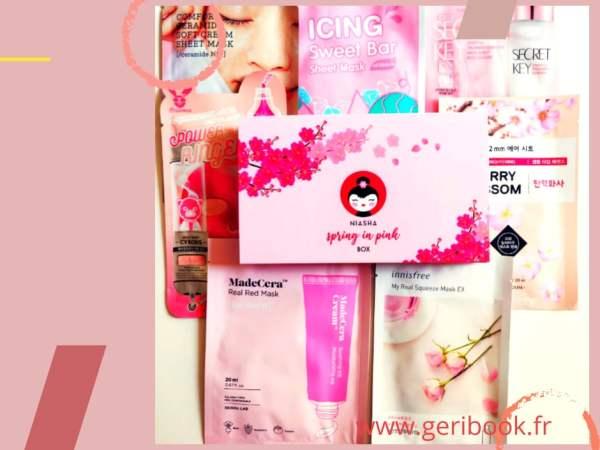 7 masques K-beauty dans une Box beauté?