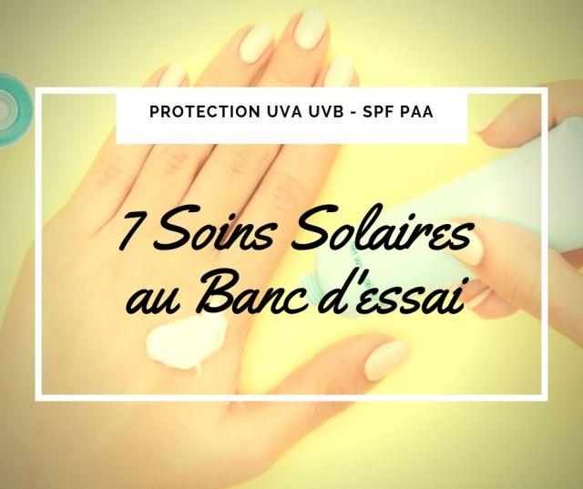 protection UV soin solaire SPF 50 UVB PA+++ UVA