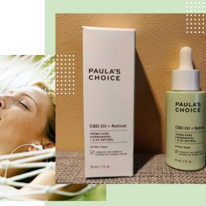 Paula's Choice > Huile de CBD + rétinol 0,5%